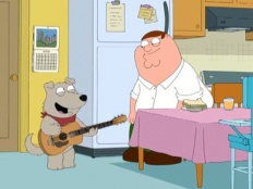 Family Guy 07x05 : The Man With Two Brians- Seriesaddict
